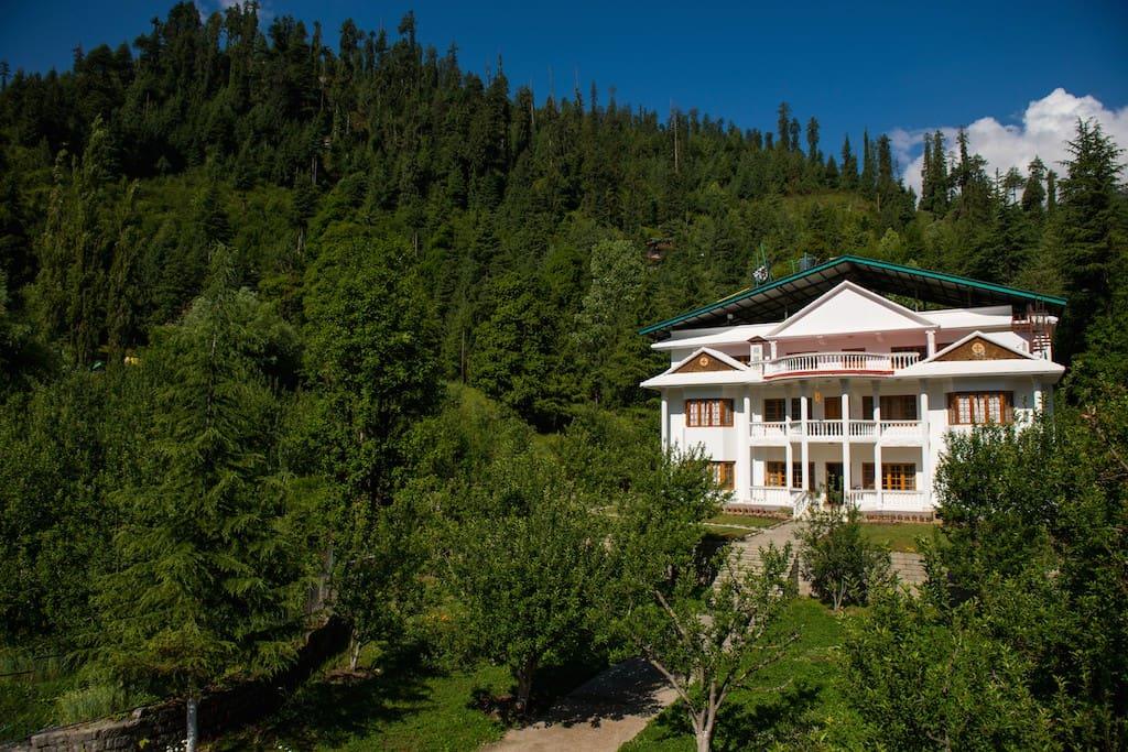 The Lama House