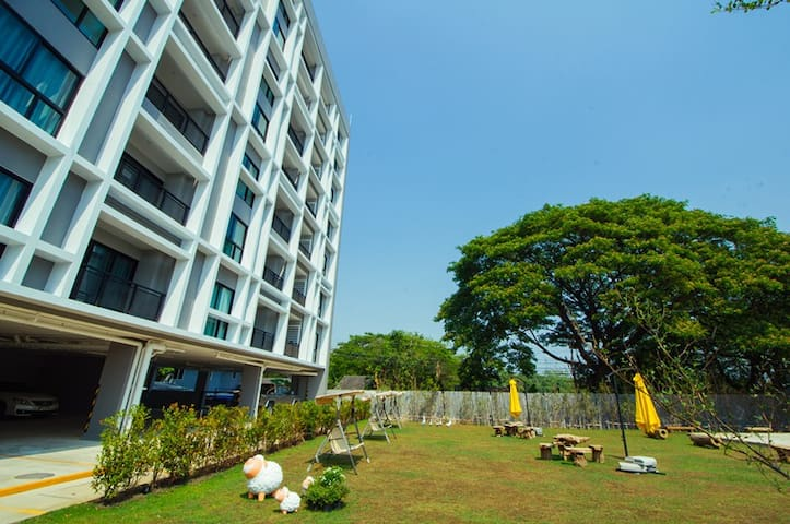Beautiful Chiangmai Condo City Central BigC Marco