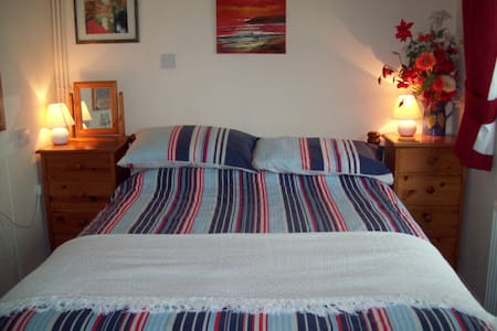 Double bedroom nr Lyme Regis and River Cottage HQ - Uplyme