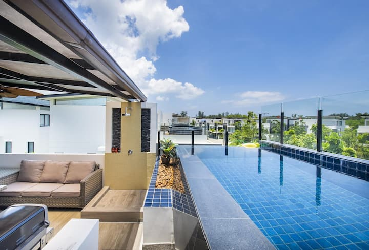 4 BDR Laguna Park Phuket Holiday Home, Nr. 15