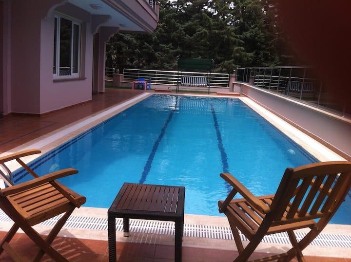Luxuriöse Ferienwohnung in Marmaris