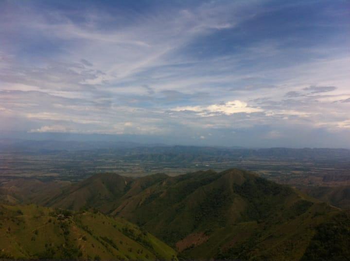 Reserva Natural Montañas del Tolima #GoodVibesOnly