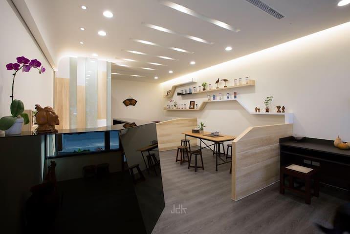 Cooma house  ((簡單居家風格))機場/高鐵/台鐵/SOGO百貨/公園/近夜市 - Zhongli District - Guesthouse