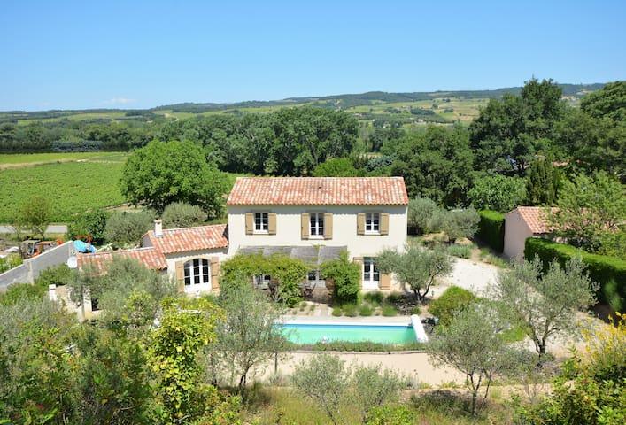 Provence-Mont Ventoux, charming luxury villa