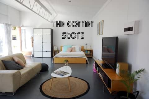 • The Corner Store • Adelaide Studio Apartment •