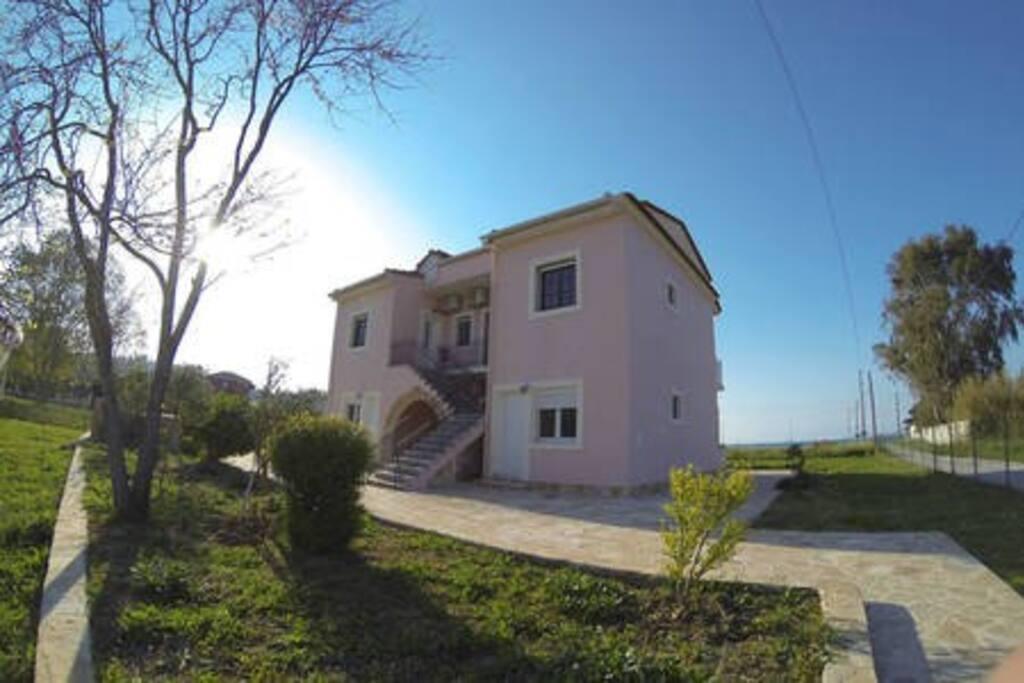 A beautiful place to stay in Sidari Corfu