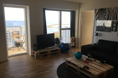 AWESOME Penthouse room in central Copenhagen! - Copenhague