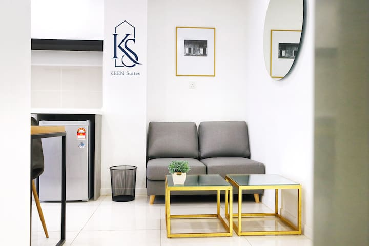 SA#15 -2 BR Suite @ Sutera Avenue (Opposite Imago)