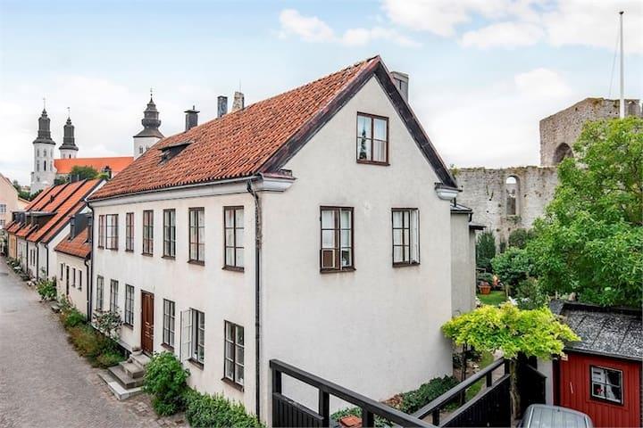 Centralt Visby innerstad