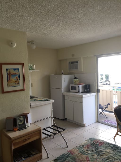 Waikiki Studio Apt 1 Block From Bch Apartments For Rent In Honolulu Hawaii United States