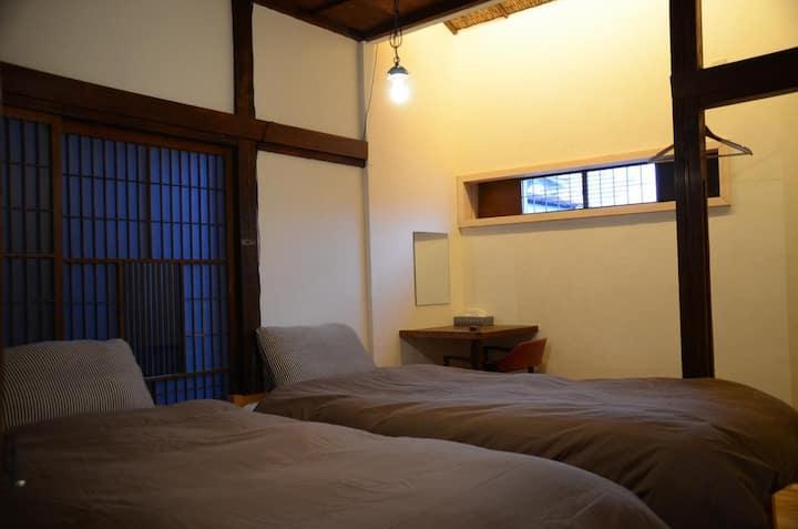 スタンダード ツインルーム シングルベッド2台