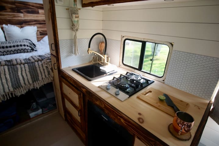 Magical Tiny Space on Wheels!