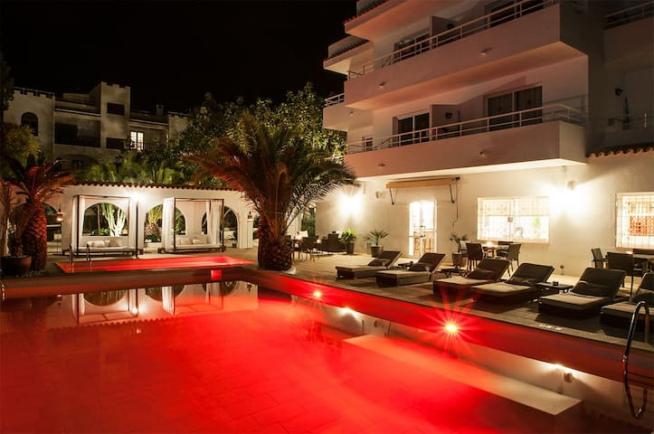 Apartment in a relaxed area of Ibiza - Adults only