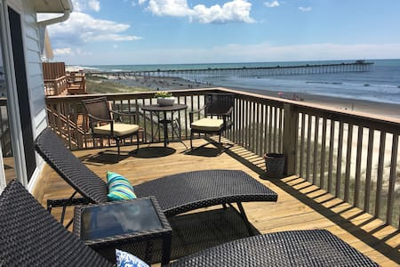 NEW LISTING TO AIRBNB !!! Are We There Yet? - Emerald Isle - Дом