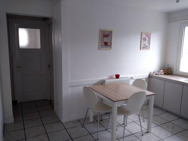 roanne chambre calme prox. h Vacheresse, Fontalon