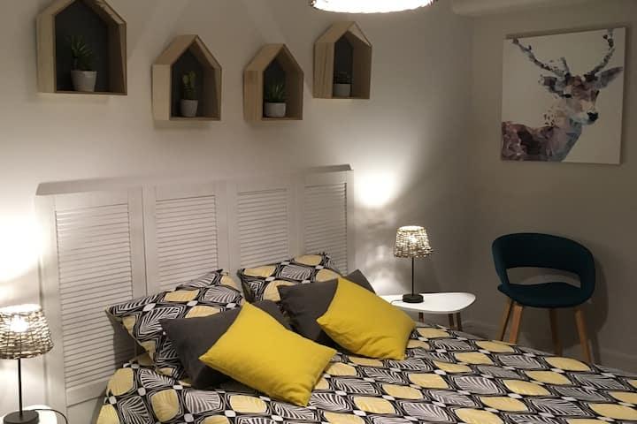 Très joli Appartement neuf 50m2 en Centre Ville