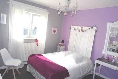 Chambre au calme et confortable - Brest