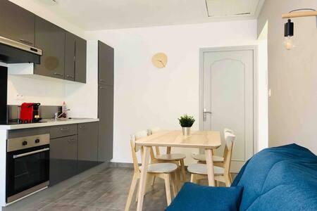 L'Oyat, appartement neuf à 2 pas du centre-ville