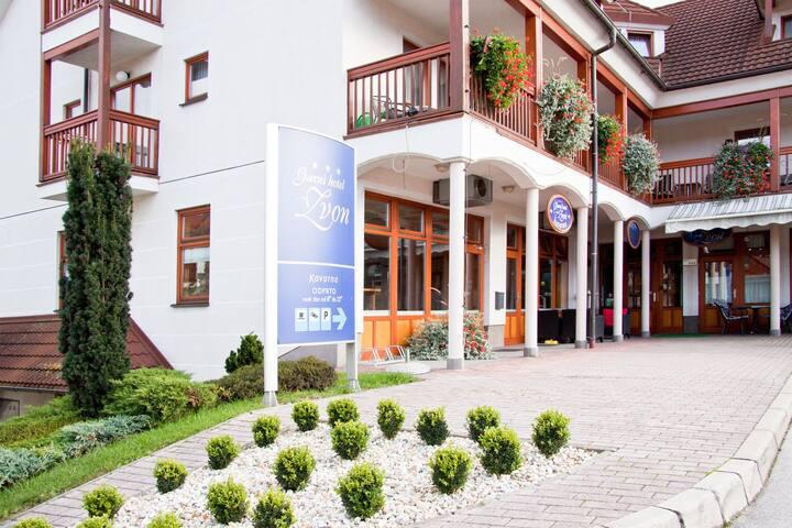 Spacious apartment by spa Zreče with a balcony