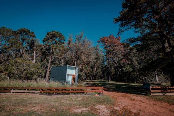 Jose Ignacio/La Barra.Tiny House en el bosque.