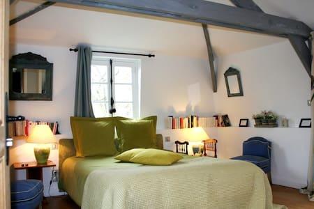 Chambre d'hôtes Prunier- Proche Honfleur - Berville-sur-Mer - Pension