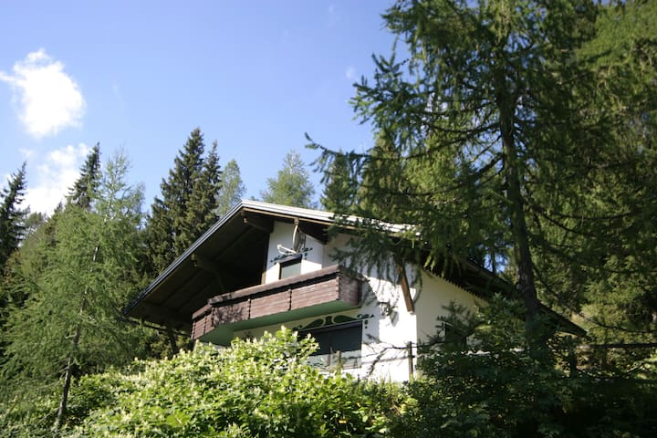 Queitly located chalet near the resort centre of Nassfeld