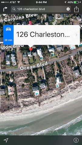 Perfect Oceanview Oasis (Isle of Palms) - Isle of Palms - Dom