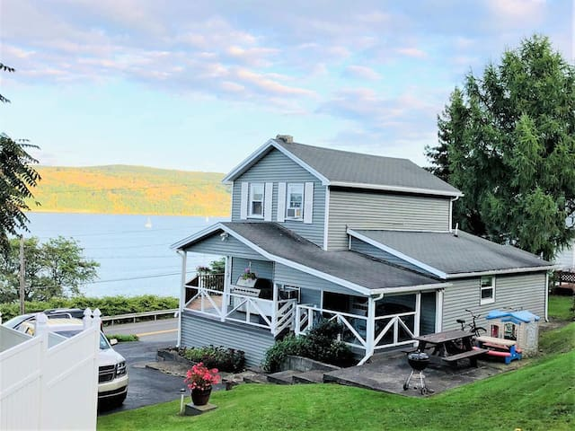 New!! Content Lake Home.