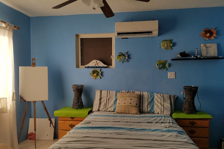ANTIGUA hideout (CCC)comfort, convenient & cool - Saint John - Appartement