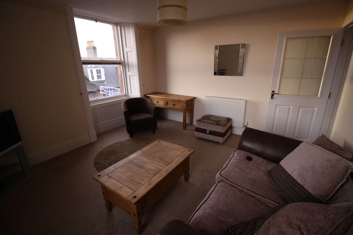 Two Bedroom Cathedral City Flat