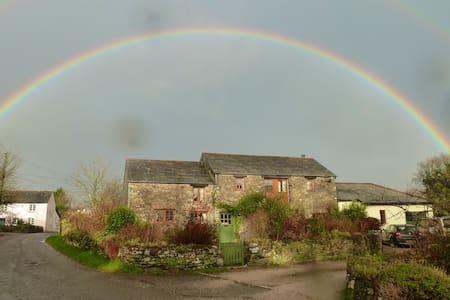 Truscott Barn, Truscott, Cornwall - Yeolmbridge
