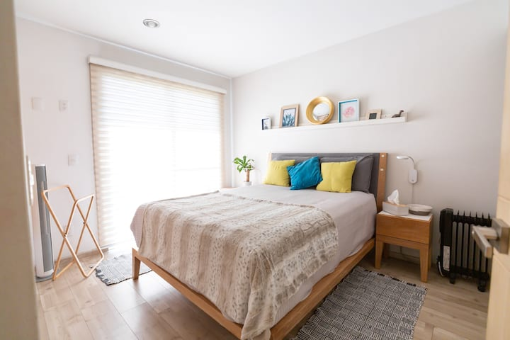 Apartment South CDMX (Coyoacan Nearby)
