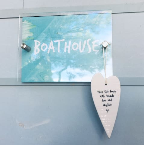 The Boathouse - ' ISOLATION friendly' Studio