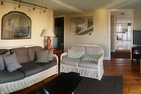 Sunny Apartment in Kittery Foreside - Kittery - Apartment