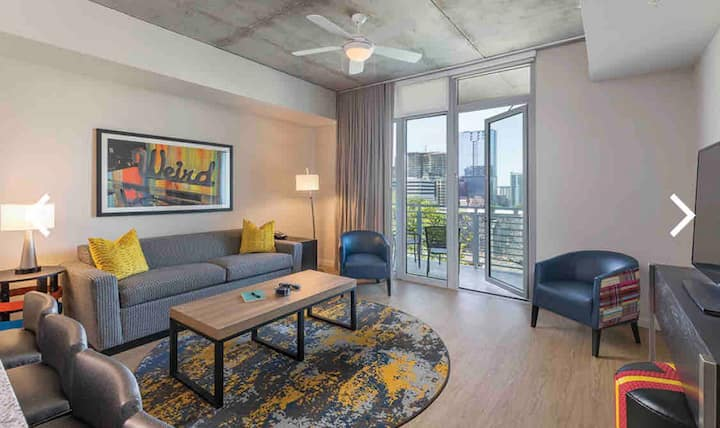 Austin Texas 1 bedroom Suite