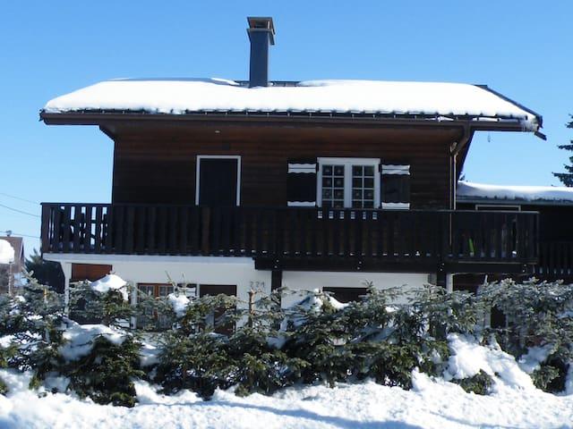 Appartement en chalet - Les Rousses - Apartamento