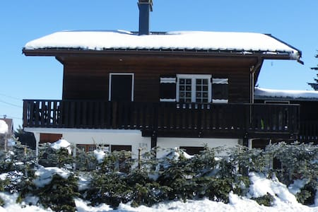 Appartement en chalet - Les Rousses - Departamento