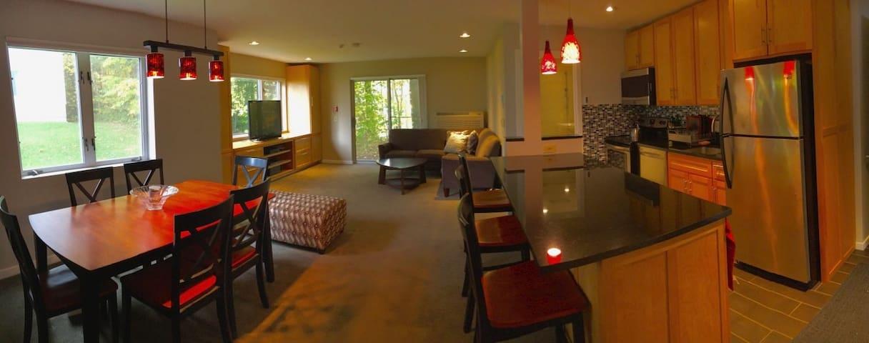 Luxury Remolded Killington Condominium