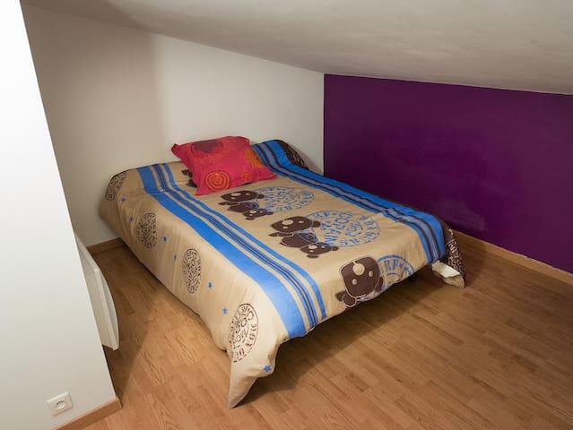 Chambre dans une chaleureuse maison de village - Caromb - House