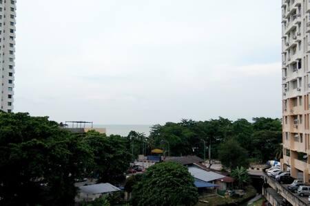 home sweet home tanjung bungah - Tanjung Bungah - Apartmen