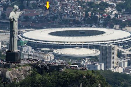 UERJ, Maracanã, em frente ao metrô - ริโอเดอจาเนโร