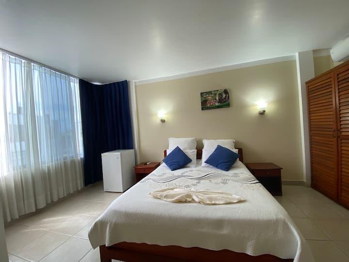 Habitación Matrimonial+Desayuno (Hotel Río Napo)