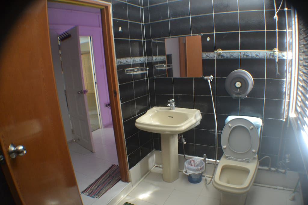 Private Bathroom in Room
