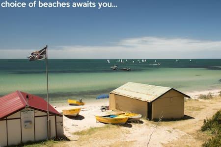 Sea Escape, Beach 400 metres - Indented Head