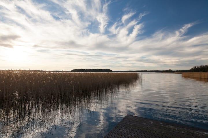 Central Heated Cabin By The Sea Near Helsinki