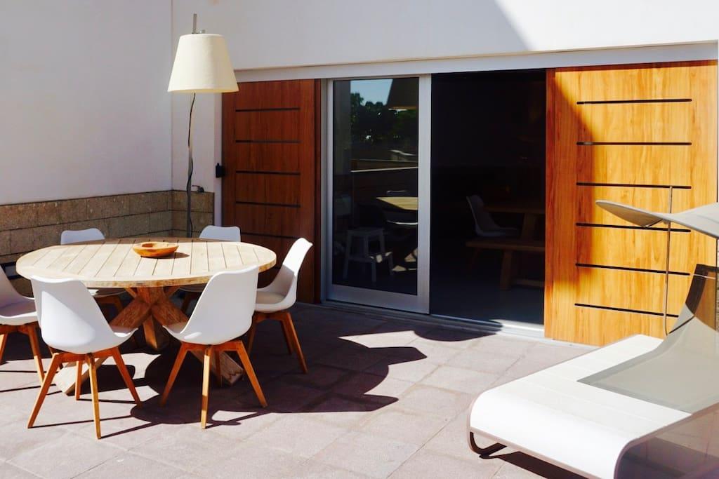 Terrace Los Martines Fri2go
