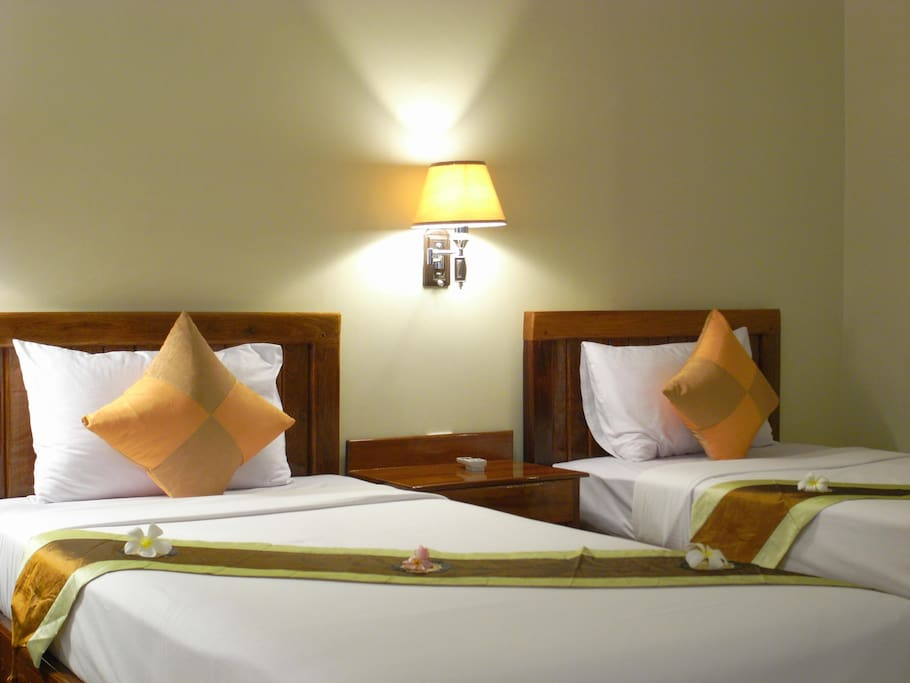 Twin Room Superior Suite
