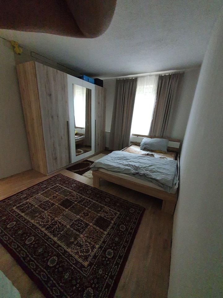 Suite 2 Zimmer kurzfristig vermieten