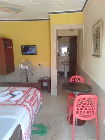 Ricone Villas Guest House. More for less