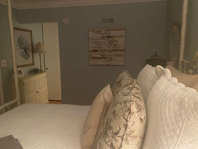 Carlsbad (N coastal San Diego)room with Ocean View